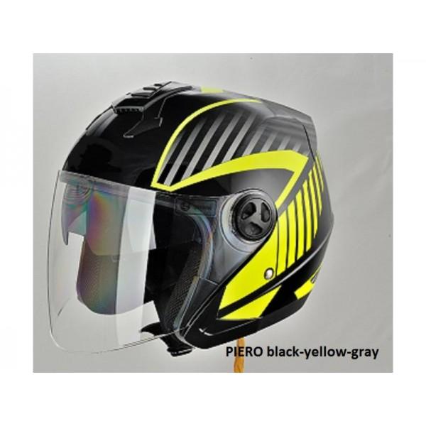 D'CAPO PIERO black-yellow-gray